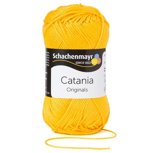 Catania napsárga