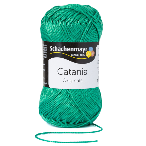 Catania középzöld