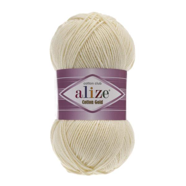 Alize Cotton Gold 1 krém