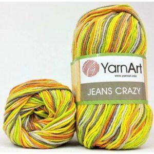 YarnArt Jeans Crazy 7201