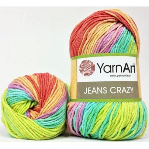 YarnArt Jeans Crazy 8202