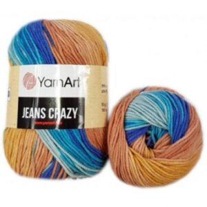 YarnArt Jeans Crazy 8207