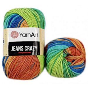 YarnArt Jeans Crazy 8209