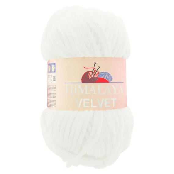 Himalaya Velvet 90001 - Fehér