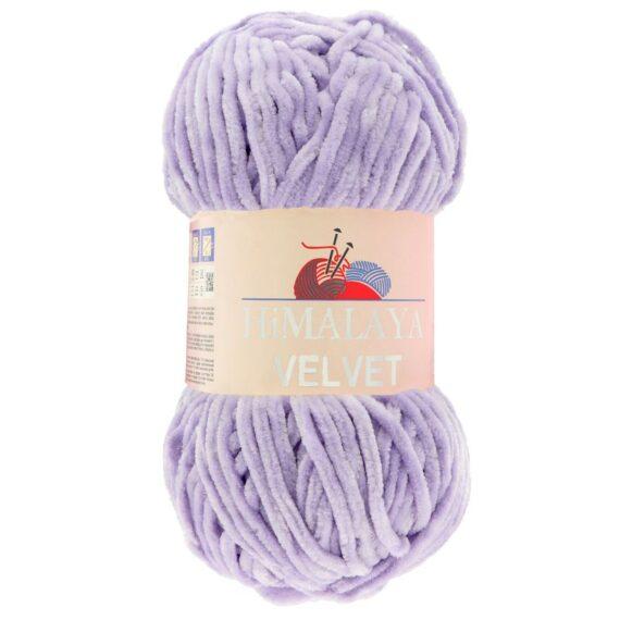 Himalaya Velvet 90005 - Halvány lila