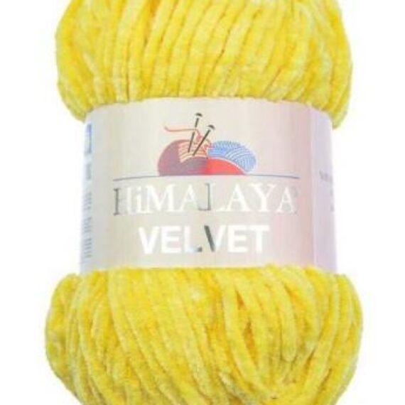 Himalaya Velvet 90013 - Sárga