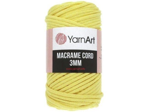 YarnArt Macrame Cord 3mm 754